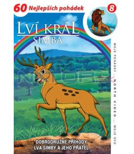 Lví král - Simba 08 DVD