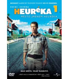 Heuréka - město divů 01 DVD