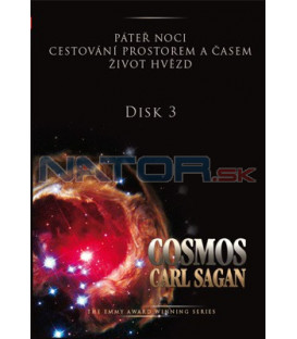 Carl Sagan: Cosmos 03 DVD