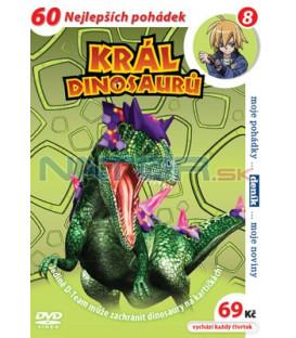 Král dinosaurů 08 DVD