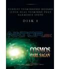 Carl Sagan: Cosmos 01 DVD