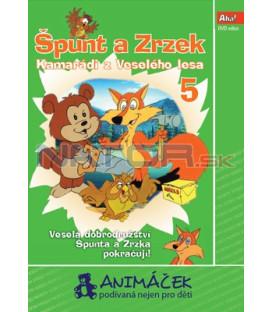 Špunt a Zrzek 05 DVD