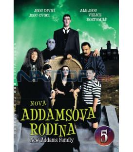 Nová Addamsova rodina 05 DVD