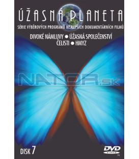Úžasná planeta 07 DVD