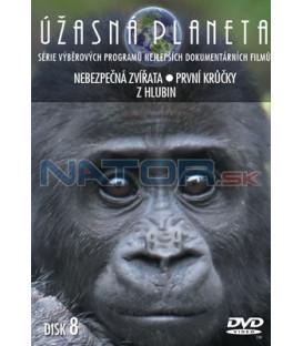 Úžasná planeta 08 DVD