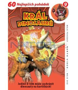 Král dinosaurů 09 DVD