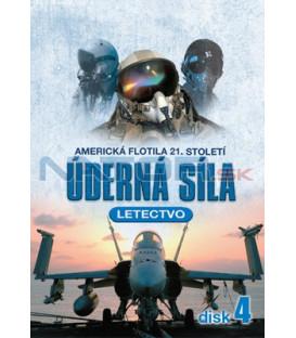 Úderná síla - letectvo 04 DVD