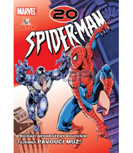 Spiderman 20 DVD