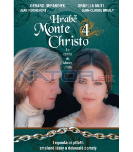 Hrabě Monte Christo 04 DVD