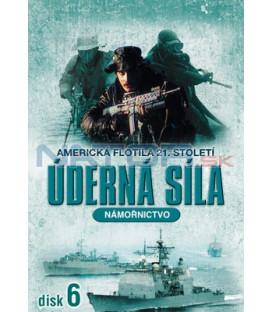 Úderná síla - námořnictvo 06 DVD