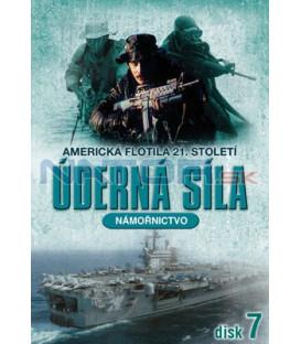 Úderná síla - námořnictvo 07 DVD