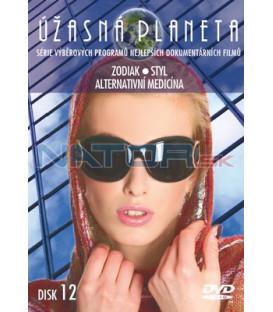 Úžasná planeta 12 DVD