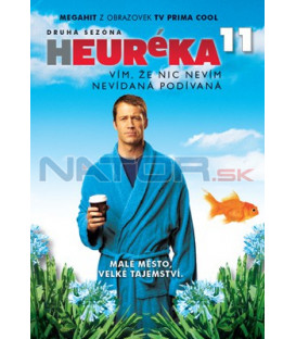 Heuréka - město divů 11 DVD
