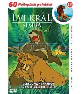 Lví král - Simba 14 DVD