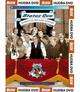 Status Quo - Famous In The Last Century DVD