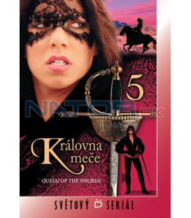 Královna meče 05 DVD
