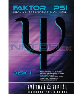 Faktor Psí 01 DVD