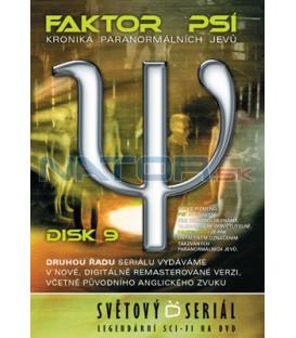 Faktor Psí 09 DVD