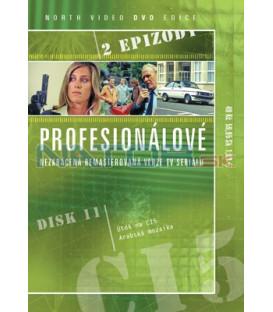 Profesionálové 11 DVD
