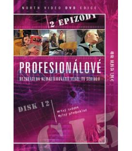 Profesionálové 12 DVD