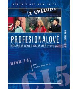 Profesionálové 14 DVD