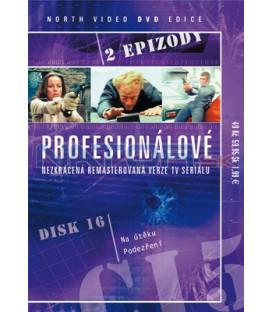 Profesionálové 16 DVD