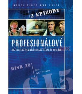 Profesionálové 20 DVD