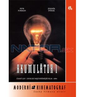 Akumulátor 1 DVD