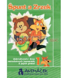 Špunt a Zrzek 01 DVD