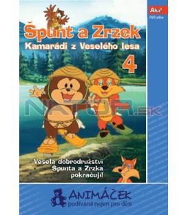 Špunt a Zrzek 04 DVD