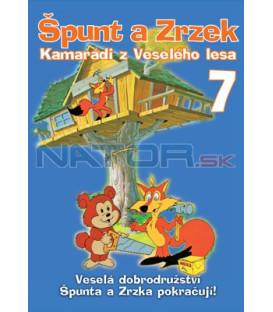 Špunt a Zrzek 07 DVD