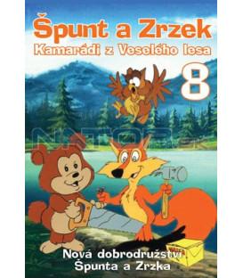 Špunt a Zrzek 08 DVD
