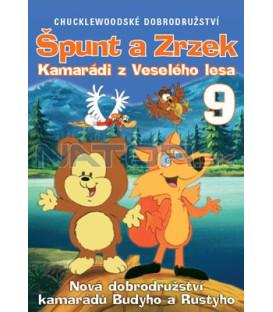Špunt a Zrzek 09 DVD