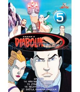 Diabolik 05 DVD