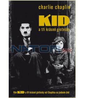 Ch. Chaplin – KID DVD