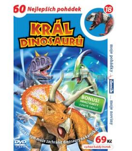 Král dinosaurů 18 DVD