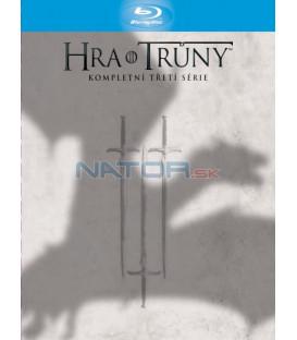 Hra o trůny - 3. SÉRIE - (Game of Thrones) Blu-ray Viva