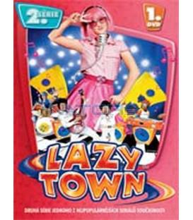 LAZY TOWN (Lazy Town) – II. SÉRIE 1. DVD – SLIM BOX
