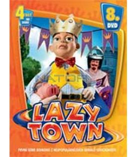 LAZY TOWN – 8. DVD (LAZY TOWN) – SLIM BOX DVD