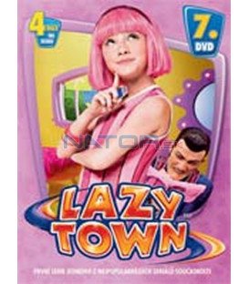 LAZY TOWN – 7. DVD (LAZY TOWN) – SLIM BOX DVD