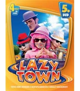 LAZY TOWN – 5. DVD (LAZY TOWN) – SLIM BOX DVD