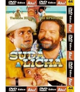 Sudá a lichá (Pari e dispari) DVD