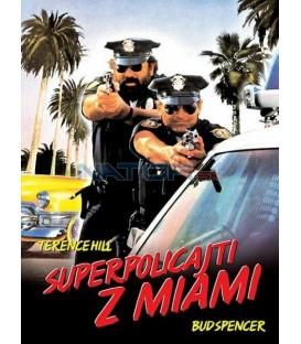 Superpolicajti z Miami (Miami Supercops) DVD