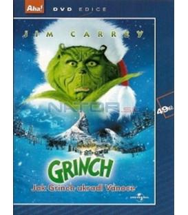 Grinch - Jak Grinch ukradl Vánoce (How the Grinch Stole Christmas) DVD
