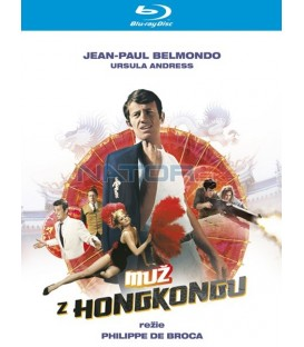Muž z Hongkongu (Les Tribulations dun chinois en Chine) Blu-ray