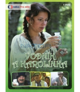 Vodník a Karolínka DVD