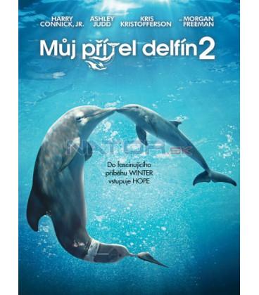 Můj přítel delfín 2 (Dolphin Tale 2) DVD