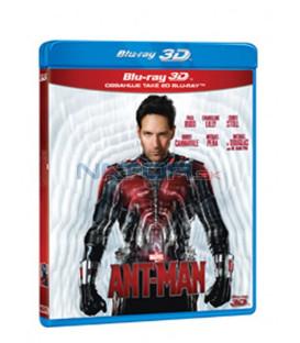 Ant-Man Blu-ray 3D + 2D