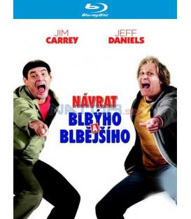 Návrat blbýho a blbějšího 2 ((Dumb and Dumber To) Blu-ray