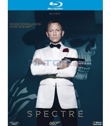 Spectre (JAMES BOND 007 - 24) Blu-ray